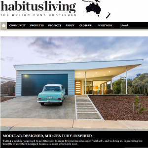 03 Clarke Shack featured on Habitus Living